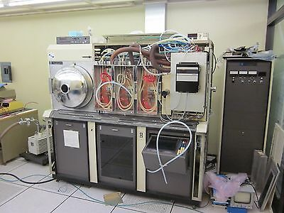 MRC603-III & Phase Sputtering Machine and power supply - MRC 603-3