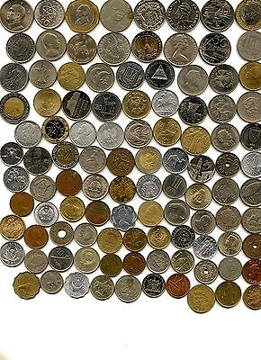 171 Different Countries ~ World Coin Lot ~ Circ To Unc ~ Must See!!