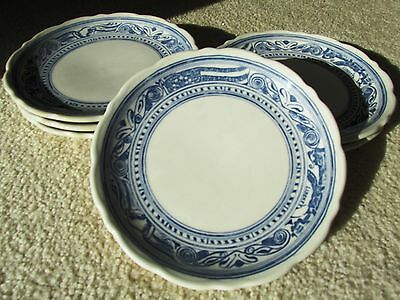 Syracuse China Set of 6 Collector's Plates 1776 Liberty Commemorative