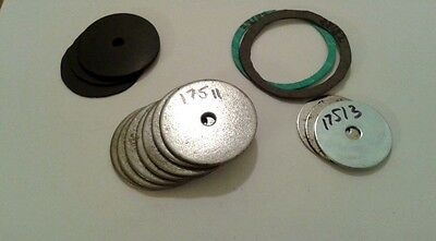 Lot of New Parts for Unipress Vacuum Valve # 17500