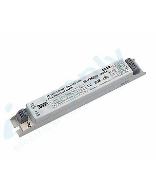 Electronic Ballast 2 x 36W for T8 fluorescent tube lamp