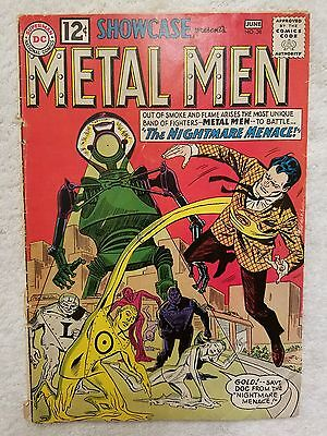 DC Showcase Presents Metal Men #38 (May/June 1962)