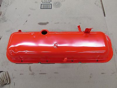One Original Factory Big Block Chevy BBC 396 427 Painted Valve Cover