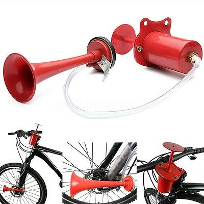120db Professional Cycling Bike Bicycle Air Horn Pump Bell Alarm Super Loudly