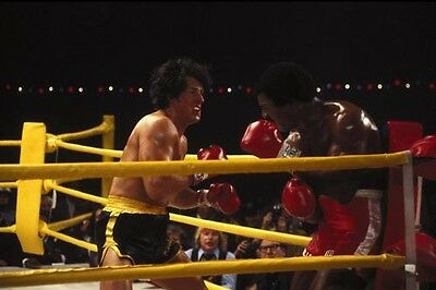 """Rocky II [Carl Weathers / Sylvester Stallone] 8""""x10"""" 10""""x8"""" Photo 62194"""