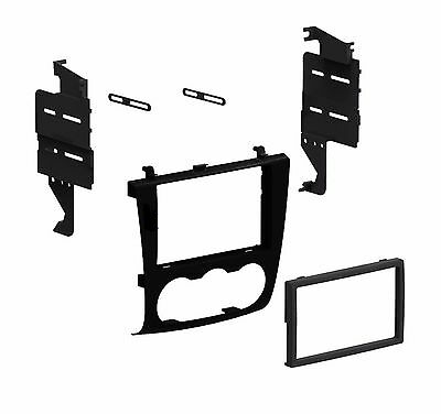 2007-2011 Aftermarket Car Radio Stereo Double 2 Din Dash Installation Kit