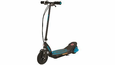 Razor Powercore E100 Electric Scooter with up to 60 Minutes of Active Use- Blue