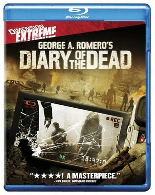 New: Diary of the Dead [Blu-ray] Widescreen, Subtitled, NTSC, Blu