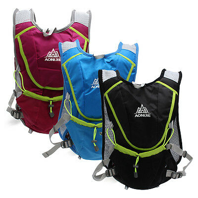 AONIJIE Hydration Backpack/Rucksack Vest Cycling Outdoor Running Bladder Bag