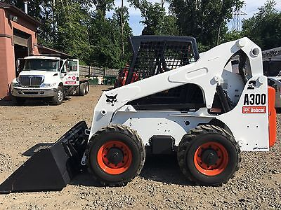 2003 Bobcat A300 Skid Steer