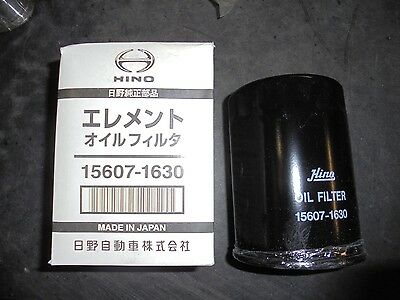 Hino 15607-1630 Oil Filter Element