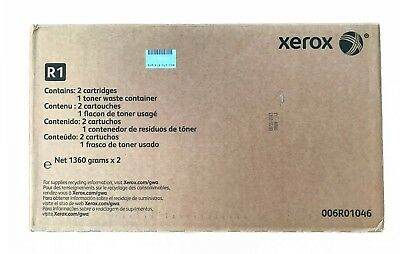(2-Pack) Genuine Xerox 6R1046 Toner Cartridge for Xerox Work Centre Copy Centre