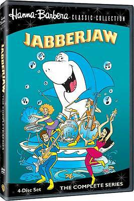Jabberjaw : Complete 1970s Hanna Barbera TV Series Season 1 Box / DVD Set NEW!