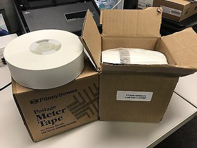 Phitney Bowes 627-8 Self-Adhesive Postage Tape Rolls 3-pack for DM series