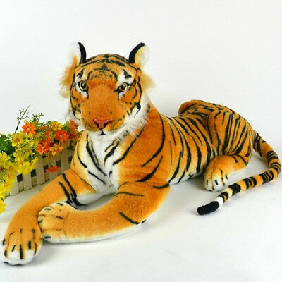 Soft Kids Toy Pet Tiger Plush Funny Animal Toys Doll Cute Baby Gift 30cm
