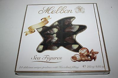 Melbon Chocolate Sea Figures 250g gift box