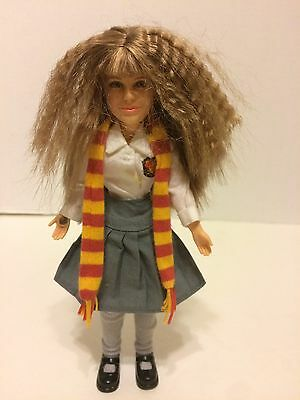 Harry Potter Hermione Granger Magical Powers Doll 2001 Mattel  Sorcerers Stone✔️