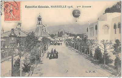 13-Marseille-Exposition Coloniale-N°R2040-H/0321
