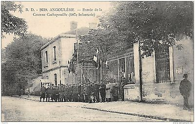16-Angouleme-Caserne Cachepouille-N°R2041-B/0357