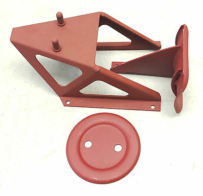 Jeep MB/GPW 1942-1945 - Spare Wheel Carrier, Plate & Support - A2359/01/91