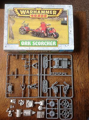 Warhammer 40k. Ork Scorcha. Boxed And Unused.