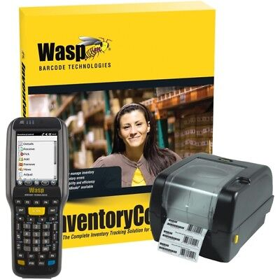Wasp Inventory Control RF Pro with DT90 & WPL305 (5-user) 633808929305