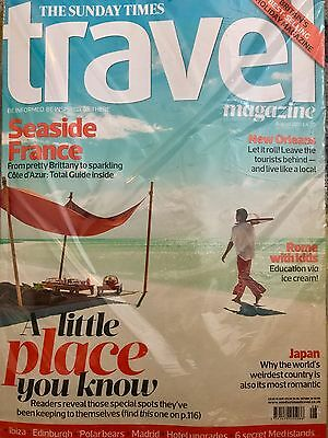 The Sunday Times Travel Magazine - Issue 163 - August 2017