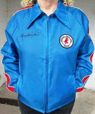 1976 Indy 500 Turbo V6 Buick Pace Car Jacket Signed By Winner Johnny Rutherford