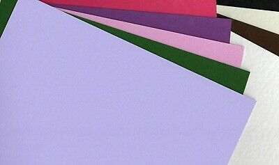 10 x A4 SHEETS OF 240GSM CARD STOCK FREE 1ST CLASS POSTAGE *YOU CHOOSE COLOUR*