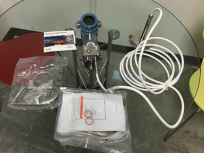 NEW Rosemount 3051CD2A22A1A Smart  Pressure Transmitter with transducer