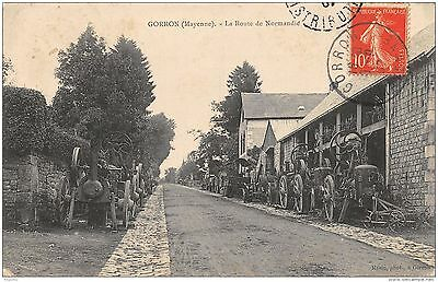53-Gorron-La Route De Normandie-Machines-N°R2044-F/0333