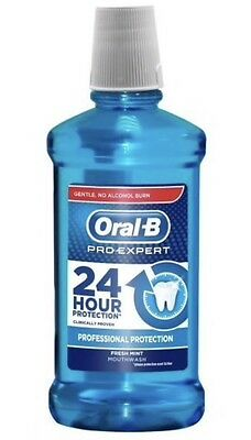 Oral B Pro Expert Multi Protect Mouth Rinse 500ml