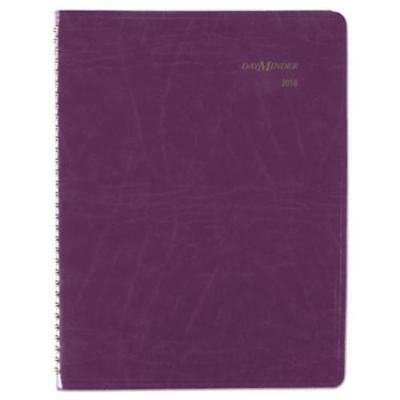 At-A-Glance G70359 Dayminder Scenic Planner, 6 7/8 X 8 3/4, Purple