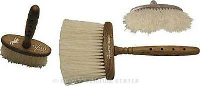 YS Park Gentle Neck Brush YS 504 - Horse Tail Brush - Neck Cleaning, Barber