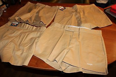70s Groovy WRANGLER Deadstock SHORTS Prep NOS New VTG Athletic TENNIS Golf 31-6