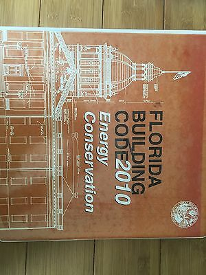 2010 Florida Building Code Energy Conservation Exam Test Book