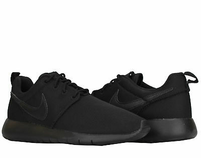 a894a482a2bf2 NIKE 599728-031   Youth Roshe One Black Black Sneakers -  56.92 ...
