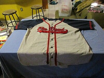 The Dead Grateful Dead Baseball Jersey Size Xl