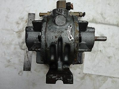 gast rotary vane pump model 0440