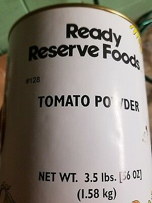 Dehydrated  Tomato Powder can 3.5lbs