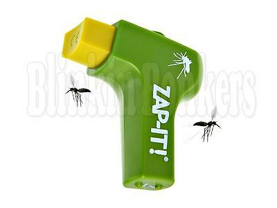 Mosquito Insect Bite Sting Fast Relief Zapper Stop Itching Soother Camping 27A