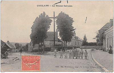 72-Coulans-Le Grand Calvaire-N°R2047-A/0069