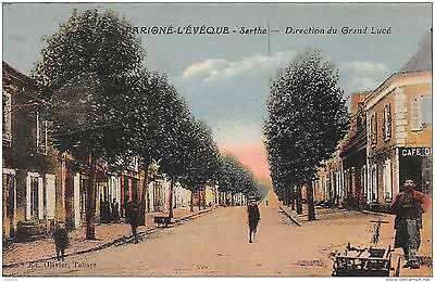 72-Parigne L Eveque-Direction Du Grand Luce-N°R2047-A/0223