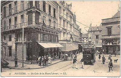 86-Poitiers-Place D Armes-N°R2047-F/0195