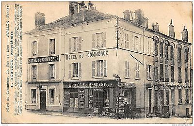 89-Avallon-Hotel Du Commerce-N°R2049-A/0193