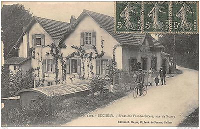 90-Rechesy-Frontiere Franco Suisse-N°R2048-F/0293