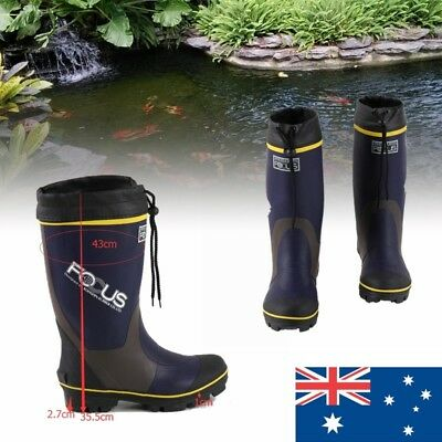 New Waterproof Hiking Shoes Boots boots Anti-skid Fishing Boots Climbing