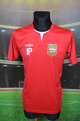 Nordby Il Umbro Norway Football Soccer Shirt (L) Jersey Trikot Trener Maglia Top