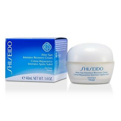 After Sun Intensive Recovery Cream (For Face) 40ml by Shiseido Sun Care