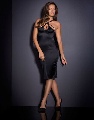 Agent Provocateur Black Quincy Robyn Dress Size Small / Ap 2 / 8-10 Bnwt